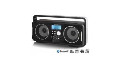 Audiosonic RD-1556 Draagbare Bluetooth Rockblaster + USB