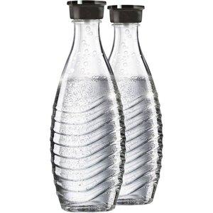 Sodastream Glazenkaraffen 1L 2 Stuks