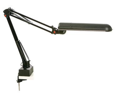 Alco AL-9091 Bureaulamp DuLux S 2G7 230V, 11W Met Rooster En Klem