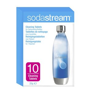 Sodastream Cleaning Tablets 10 Stuks