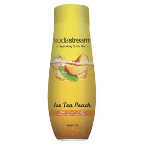 Sodastream Ice Tea Peach 440 ml