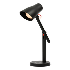 Salora TLQ300 Design Lamp Zwart