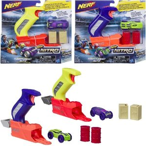 Nerf Nitro Throttle Blitz Set Assorti