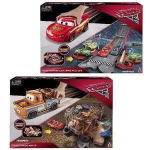 Disney Cars 3 Transforming Mater of McQueen Assorti