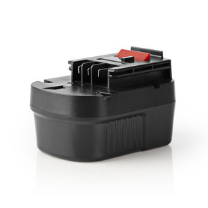 Nedis P2AHBD12V02 Powertool-accu Nimh 12 V 2 Ah 24 Wh Vervanging Voor Black & Decker