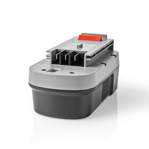 Nedis P3AH3BD18V01 Powertool-accu Nimh 18 V 3,3 Ah 59,4 Wh Vervanging Voor Black & Decker
