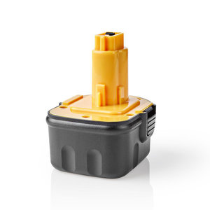 Nedis P3AH3DW12V01 Powertool-accu Nimh 12 V 3,3 Ah 39,6 Wh Vervanging Voor Dewalt