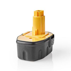 Nedis P3AH3DW14V401 Powertool-accu Nimh 14,4 V 3,3 Ah 47,52 Wh Vervanging Voor Dewalt
