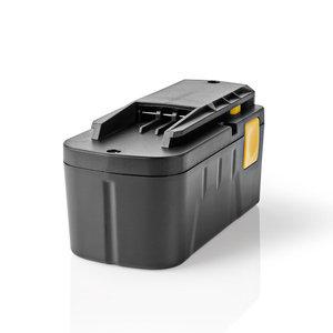 Nedis P3AH3FE12V01 Powertool-accu Nimh 12 V 3,3 Ah 39,6 Wh Vervanging Voor Festool