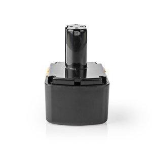 Nedis P3AH3HI14V401 Powertool-accu Nimh 14,4 V 3,3 Ah 47,52 Wh Vervanging Voor Hitachi