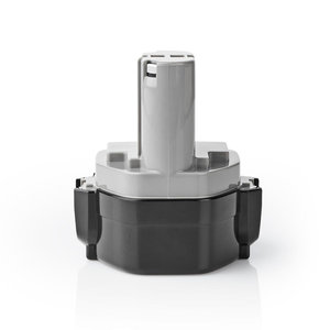 Nedis P3AH3MA12V01 Powertool-accu Nimh 12 V 3,3 Ah 39,6 Wh Vervanging Voor Makita