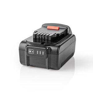 Nedis P4AHDW20V01 Powertool-accu Li-ion 20 V 4 Ah 80 Wh Vervanging Voor Dewalt