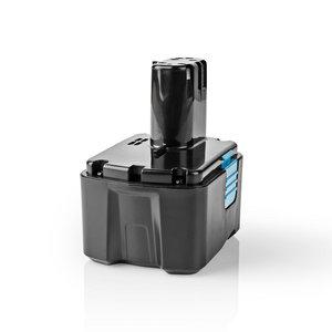 Nedis P4AHHI14V401 Powertool-accu Li-ion 14,4 V 4 Ah 57,6 Wh Vervanging Voor Hitachi
