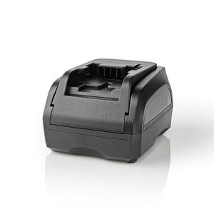 Nedis PTCM007FBK Powertool-lader Batterij-uitgang 14,4 V Zwart & Decker, Firestorm, Dewalt